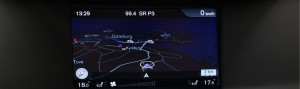 S60 MY15 Navigation enabled with StyleLight