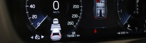 XC90 MY16 Distance Alert enabled with StyleLight