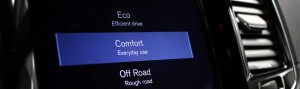 XC90 MY16 Drive Modes enabled with StyleLight